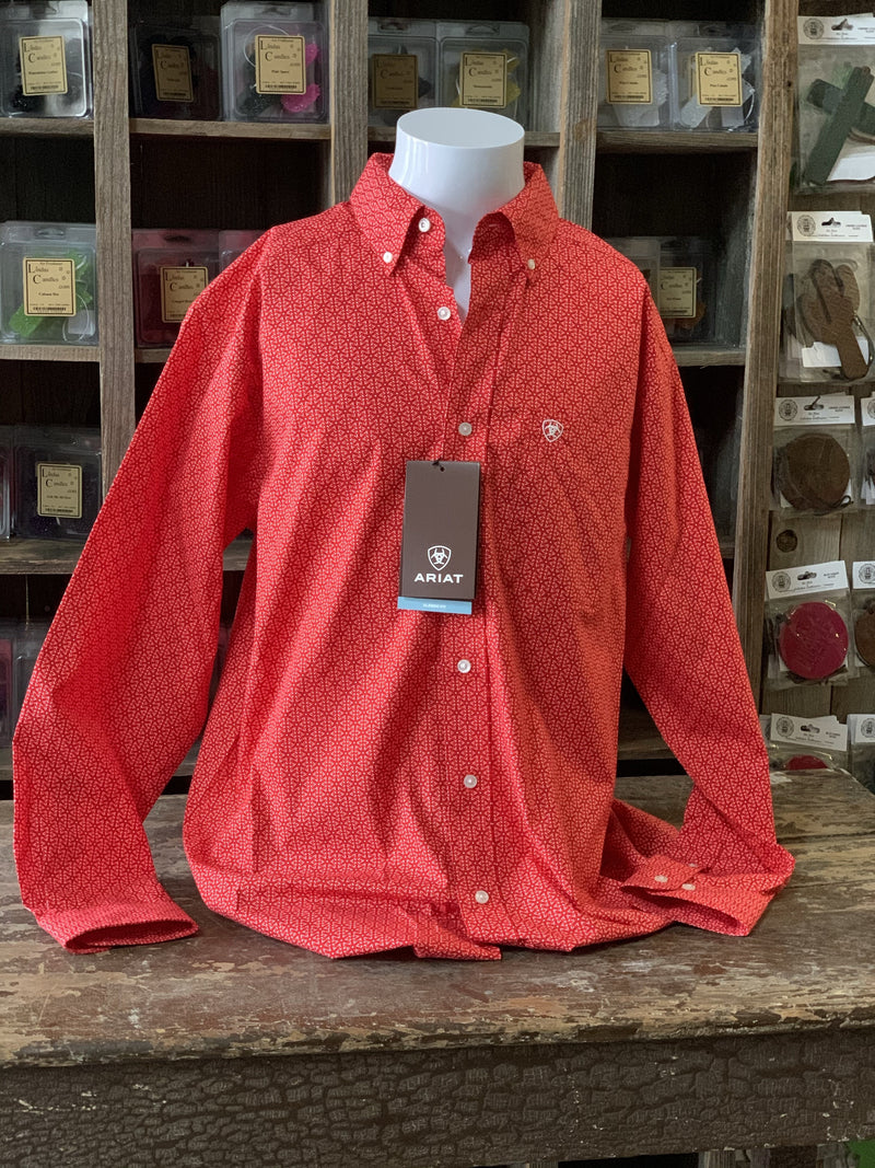 Ariat Button Down