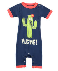 Lazy One Hug Me Romper