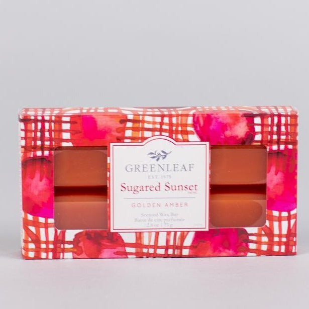 Scented Wax Bar Greenleaf