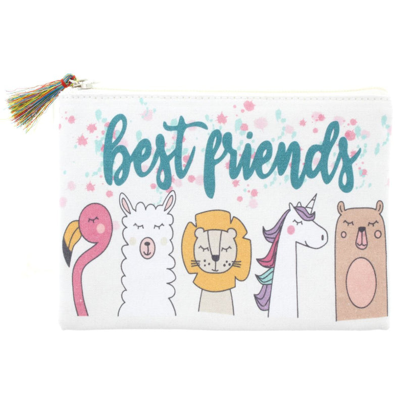 Multi Print Pencil Bag