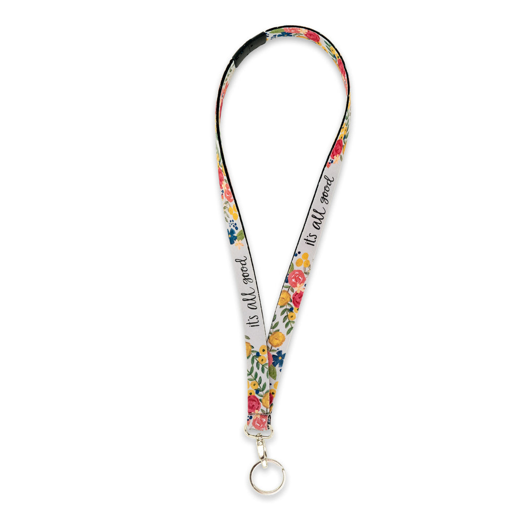 Lanyard With Keyring
