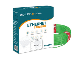 Digilink Ethernet Cable Kit PoE++