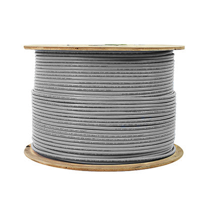 CAT6 Shielded Stranded (CM) 1000ft, 26AWG, FTP Cable