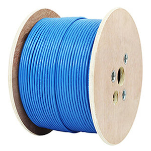 CAT6A Riser (CMR) 1000FT, Unshielded Twisted Pairs (UTP) 10GB, 23AWG Solid Copper Cable