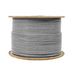 CAT5E Shielded Stranded (CM) Cable 1000ft, 26AWG FTP