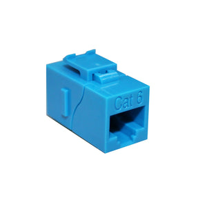 cat6 inline keytone coupler