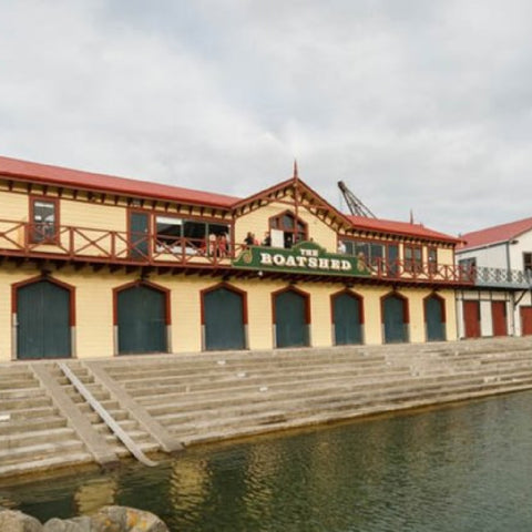 Boatshed wellington venue for weddings and parties on waterfront
