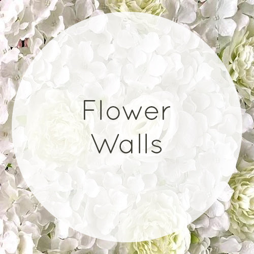 Flower Wall Hire Wellington