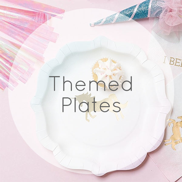 Themed Plates