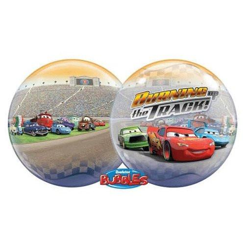 Disney Cars Bubble Balloon
