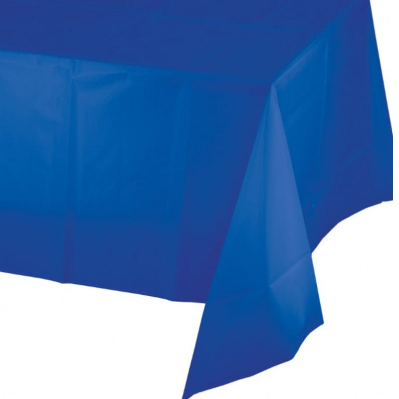 Cobalt Blue Tablecloth