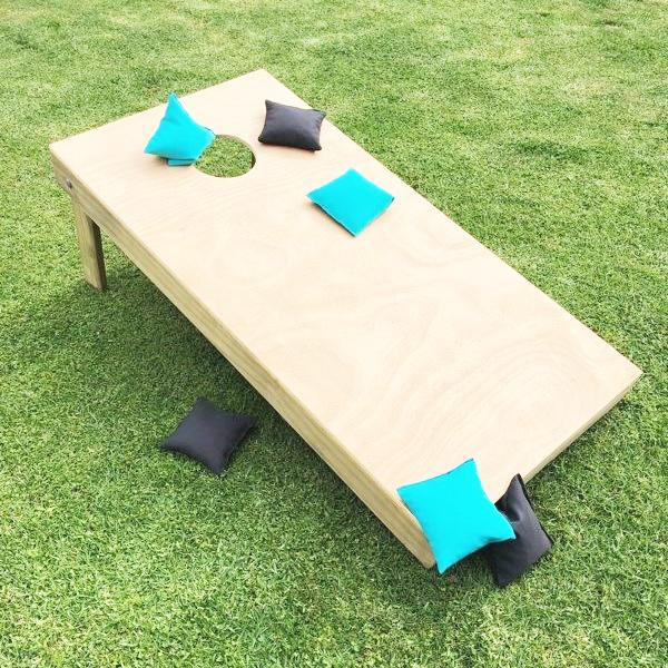 Cornhole Game Hire