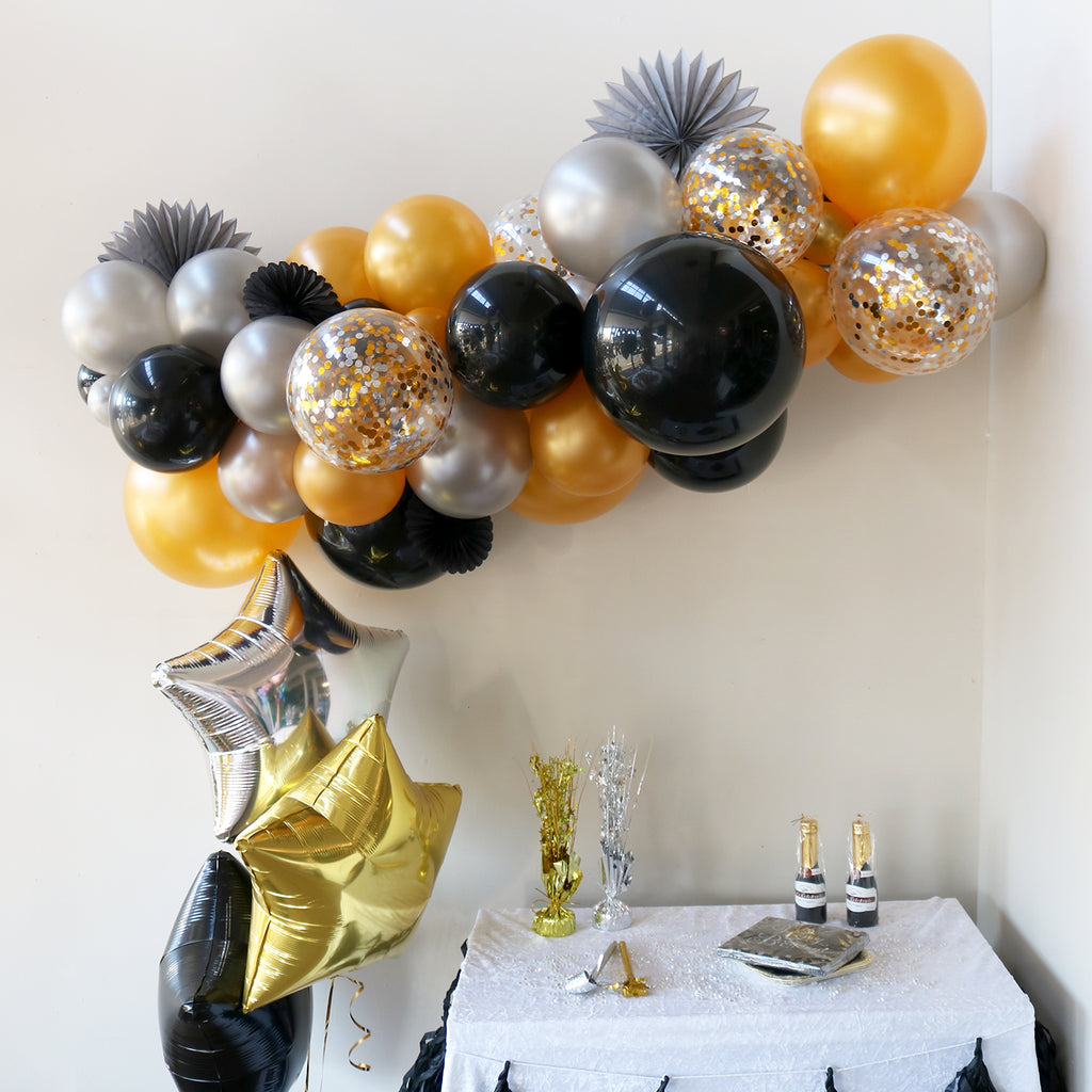 Balloon Garland - Glitz