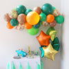 Dinosaur Balloon Garland