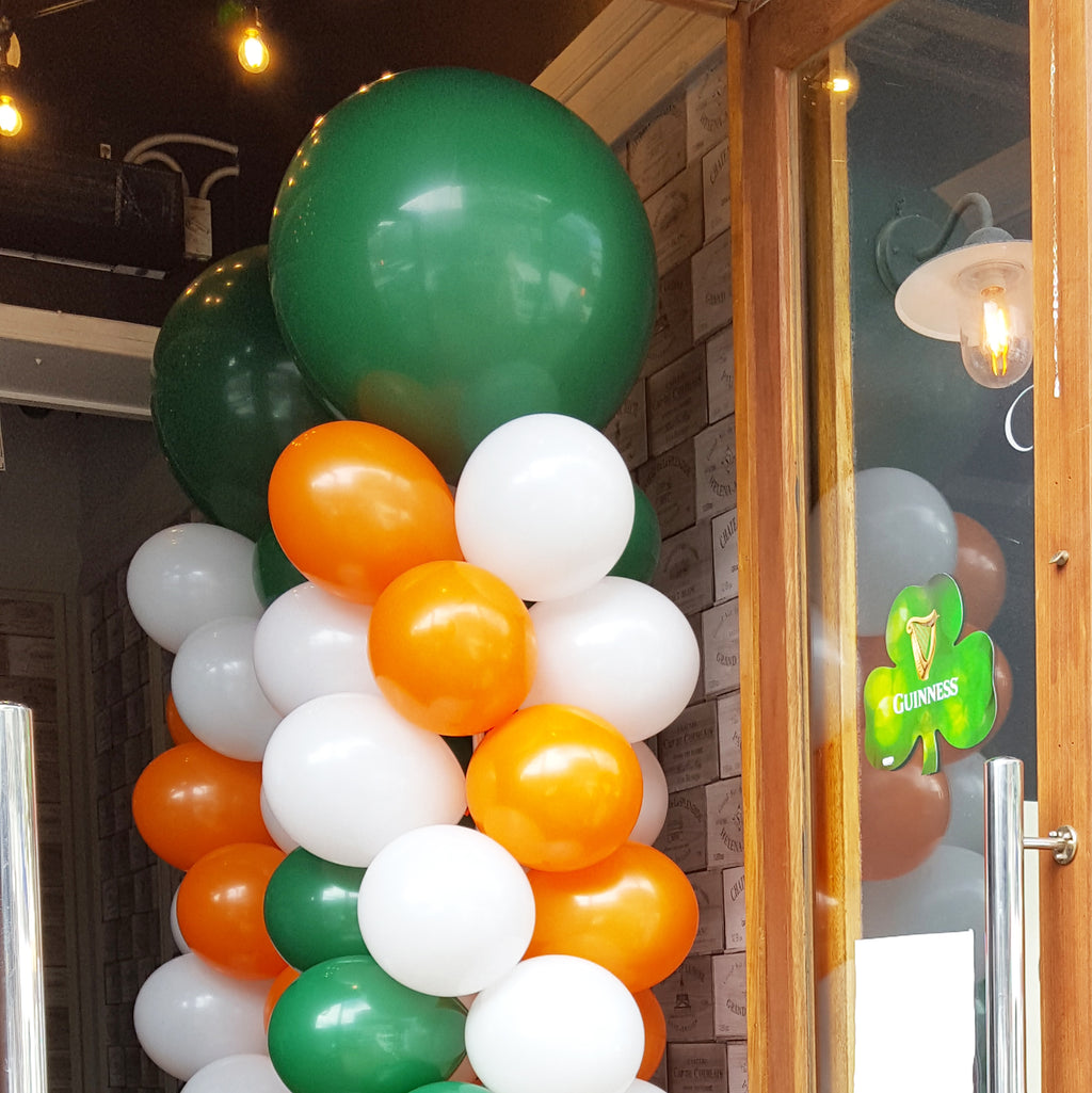 Balloon Column with Topper - 2.4m