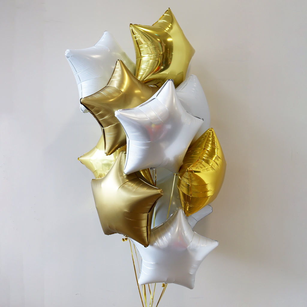 Luxe Star Foil Bouquet