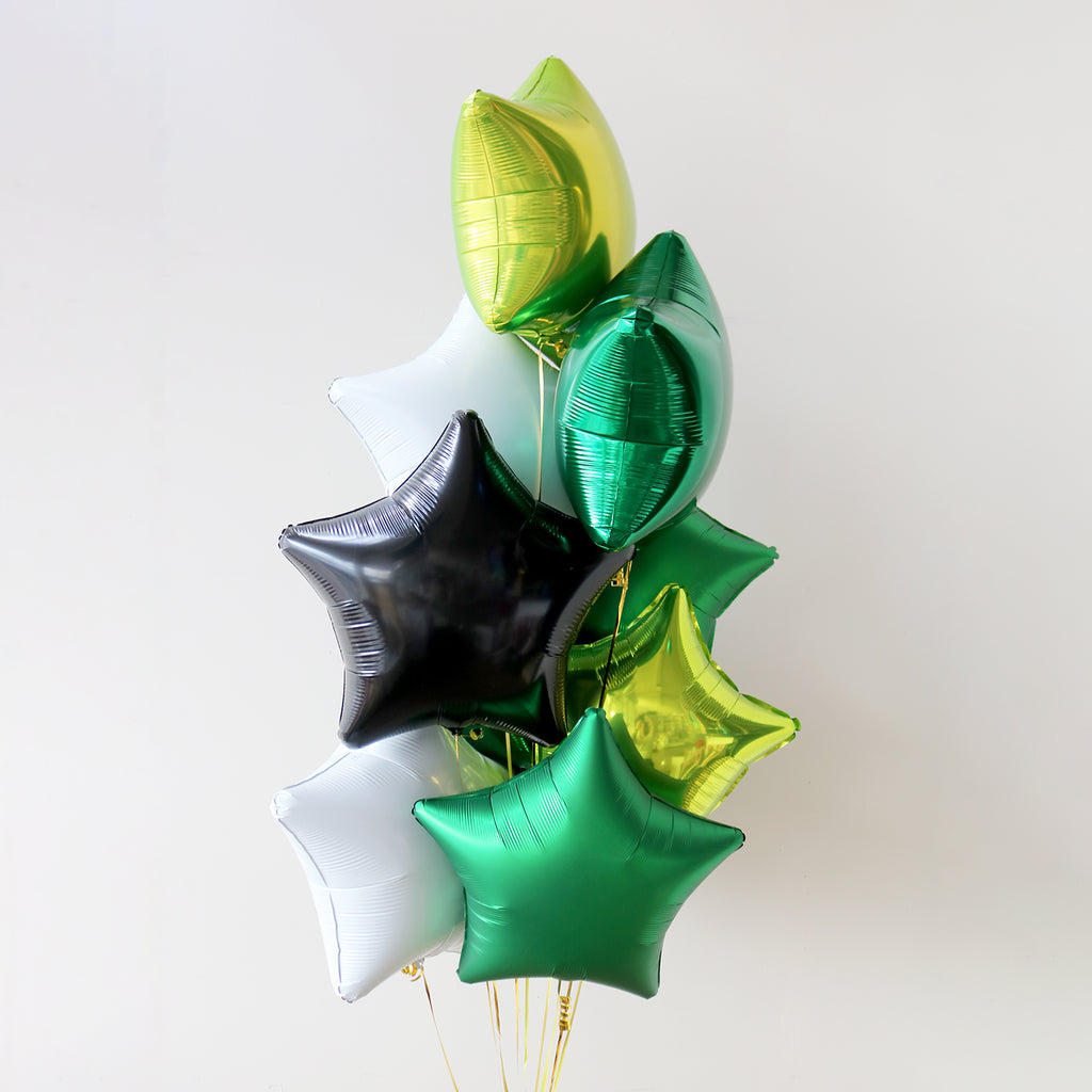 Sports Star Foil Bouquet