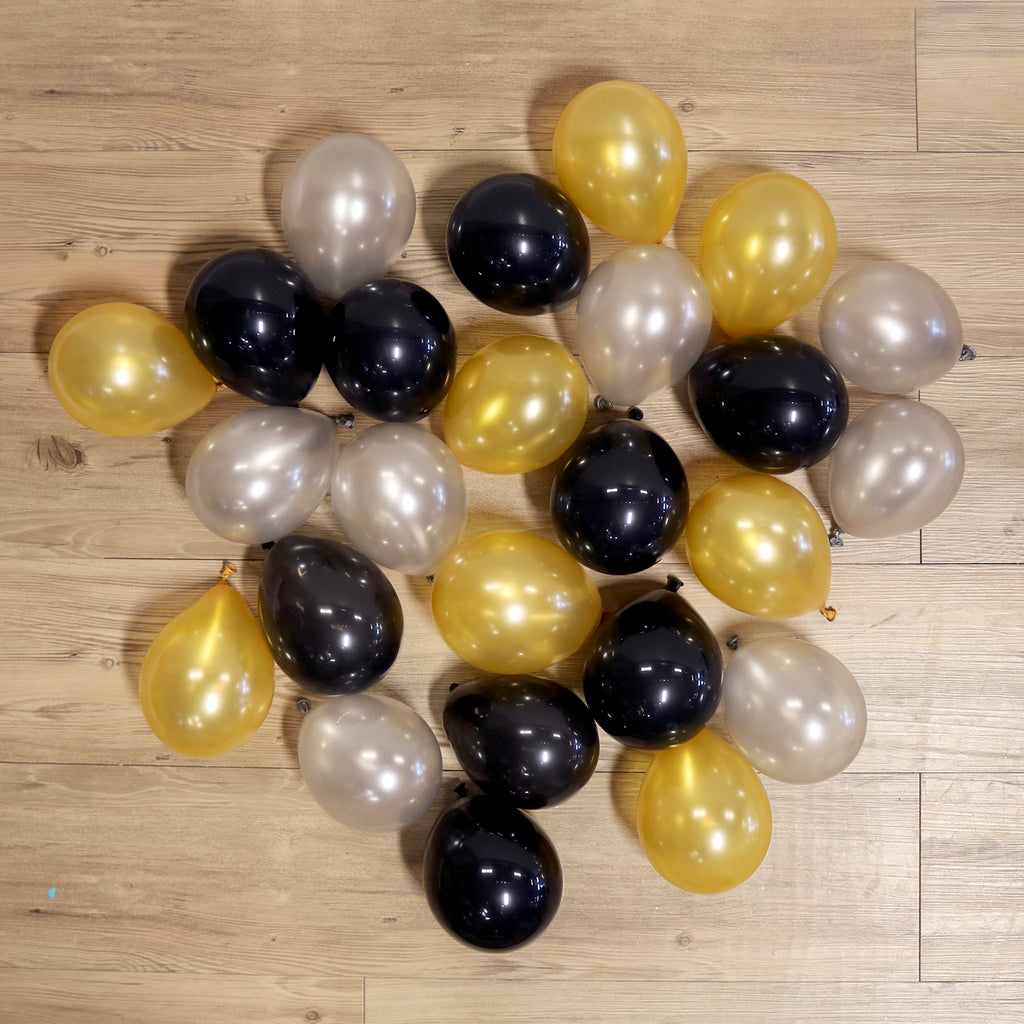 Pack of 25 Mini Balloons - Glitz