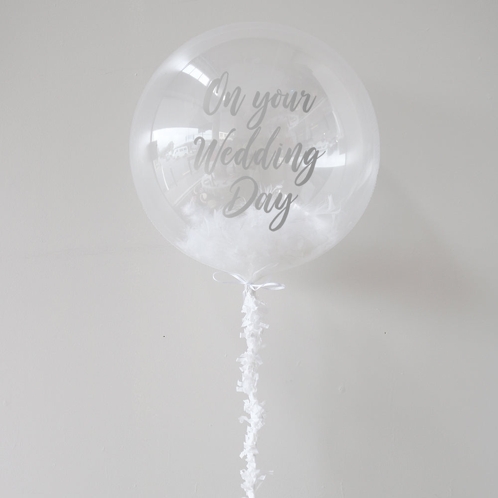 Personalised Wedding Balloon | Wedding Gift