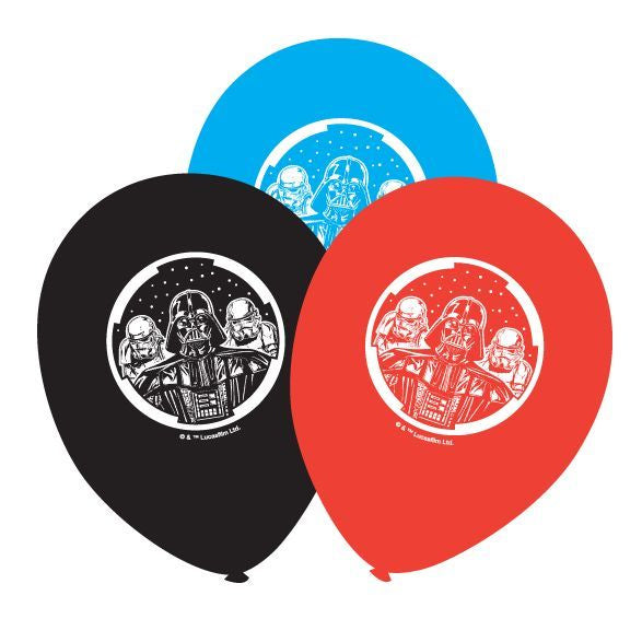 Star Wars Classic Balloons - Pack of 6