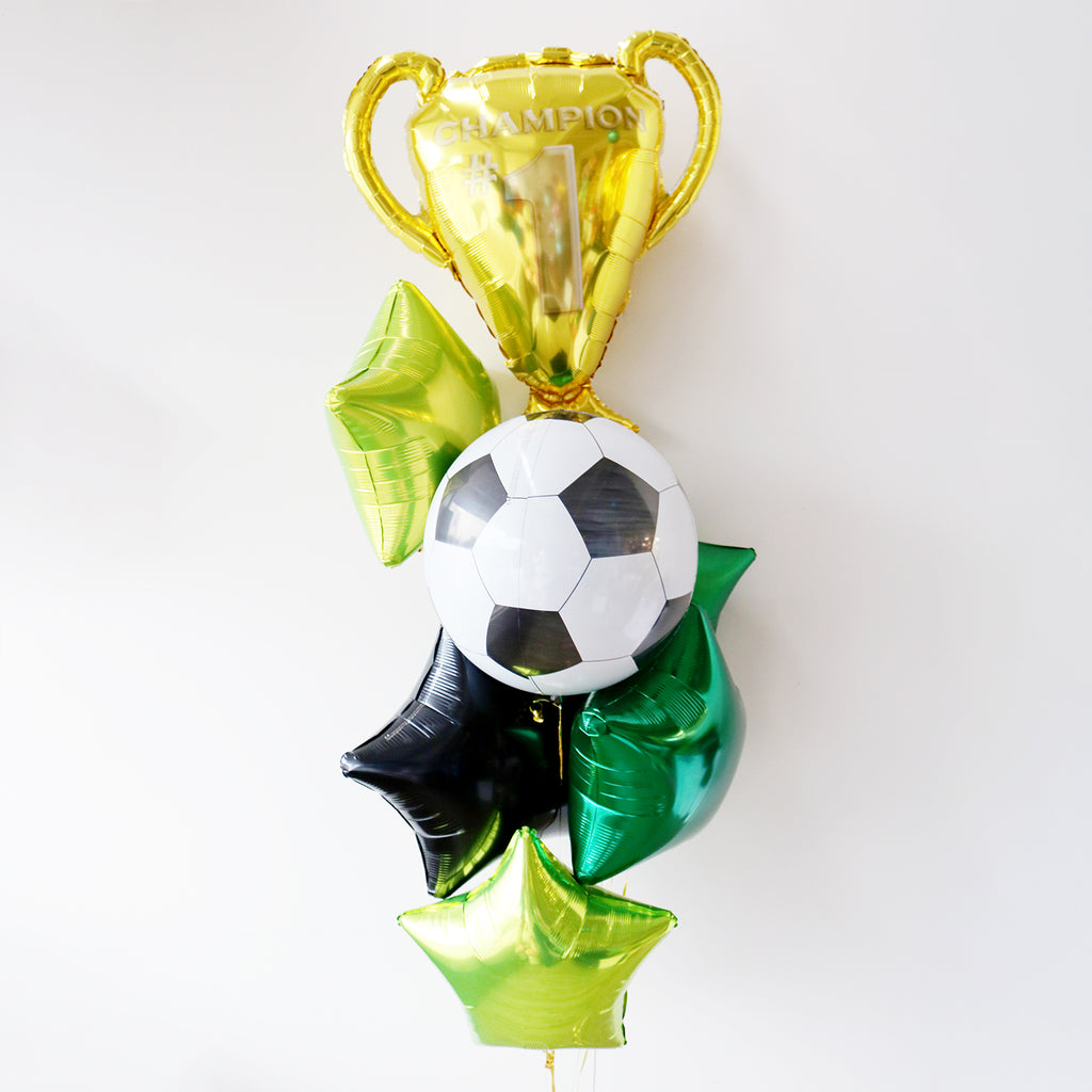 Soccer Fan Designer Bouquet