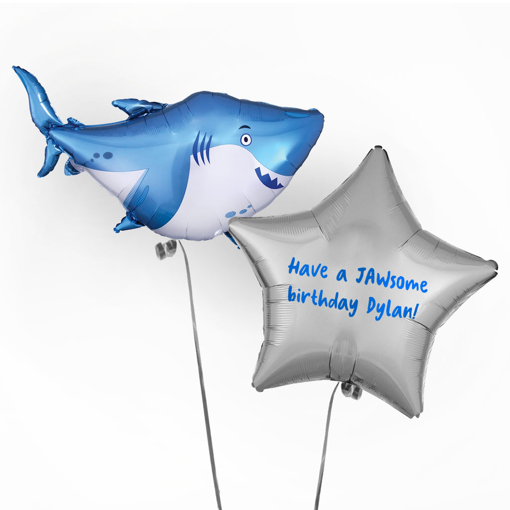 Shark Personalised Foil Duo