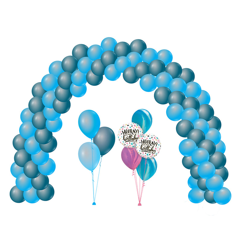 Garland Arch Balloon Package WELLINGTON ONLY