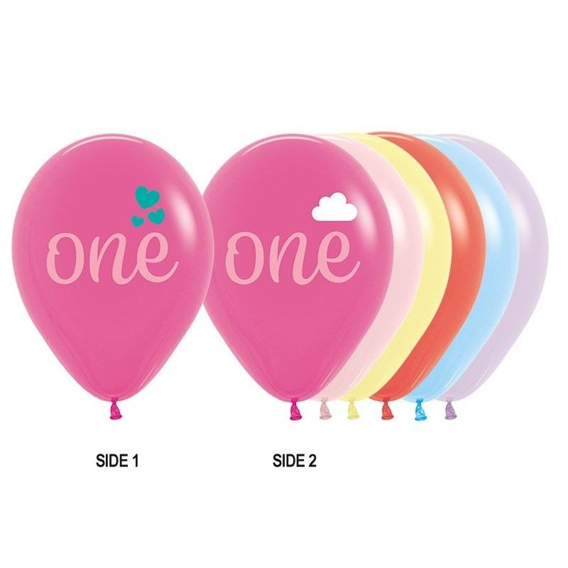 One Girl Balloon