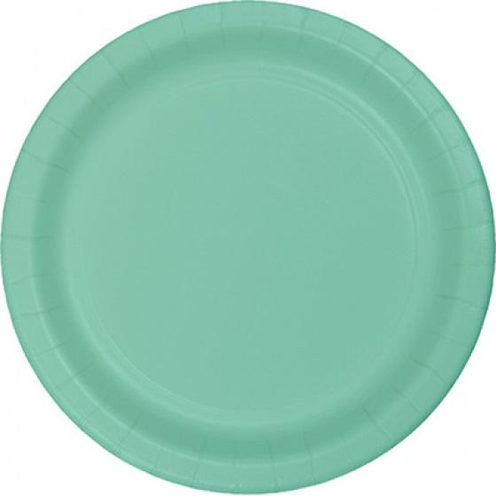 Fresh Mint Plates - Lunch