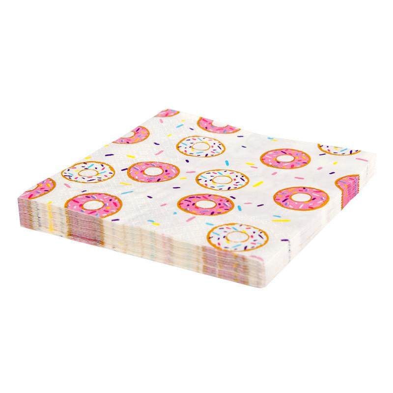 Donut Napkins - Lunch