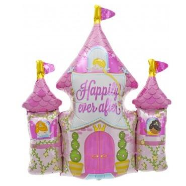 Princess Castle SuperShape Foil Balloon