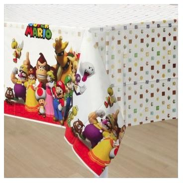 Super Mario Brothers Tablecover