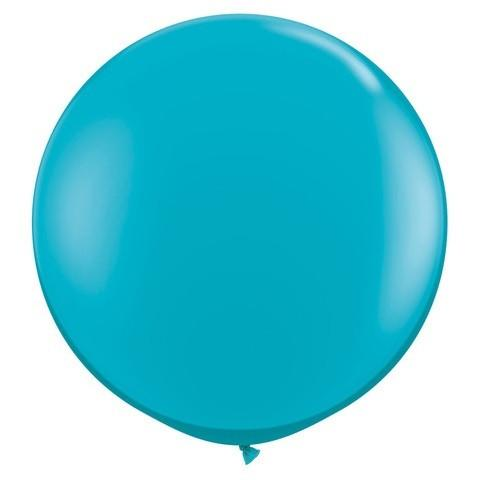 Giant Balloon - Tropical Teal