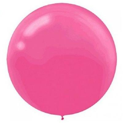 Giant Balloon - Bright Pink