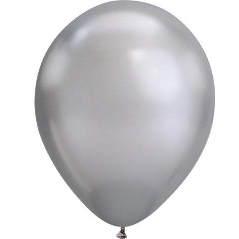 Chrome Balloon - Silver