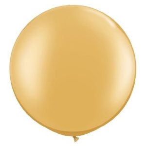 Giant Balloon - Metallic Gold
