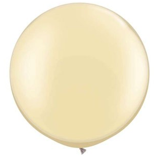 Giant Balloon - Ivory Silk