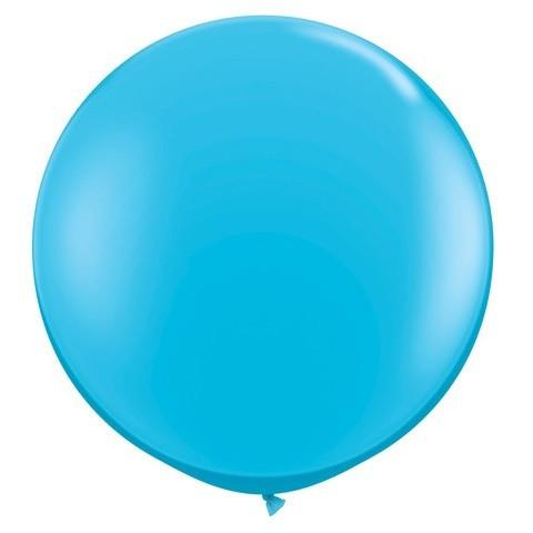Giant Balloon - Robins Egg Blue