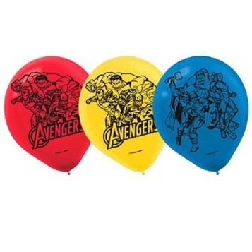 Avengers Epic Balloons - Pack of 6