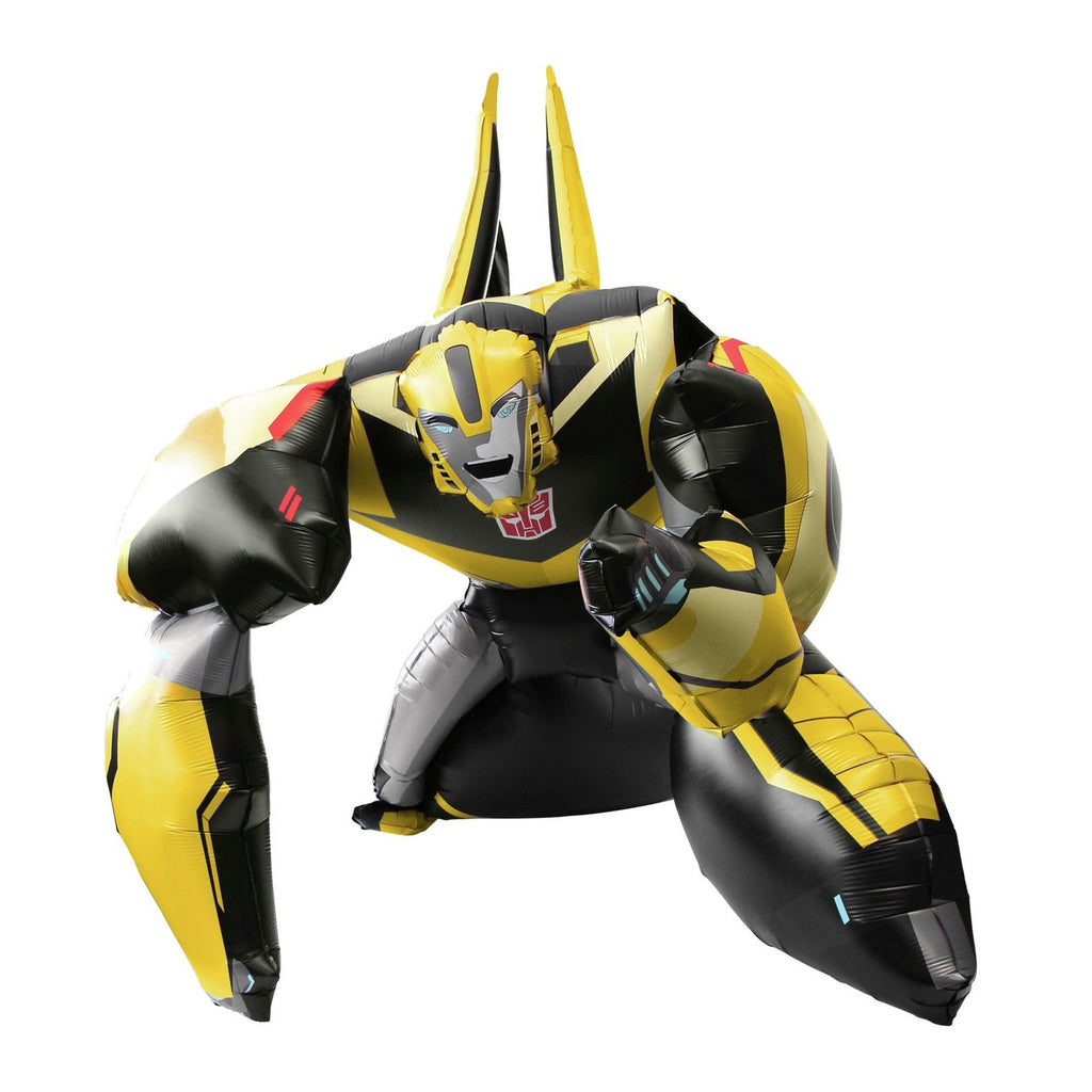 Transformers Bumblebee Air Walker Foil Balloon
