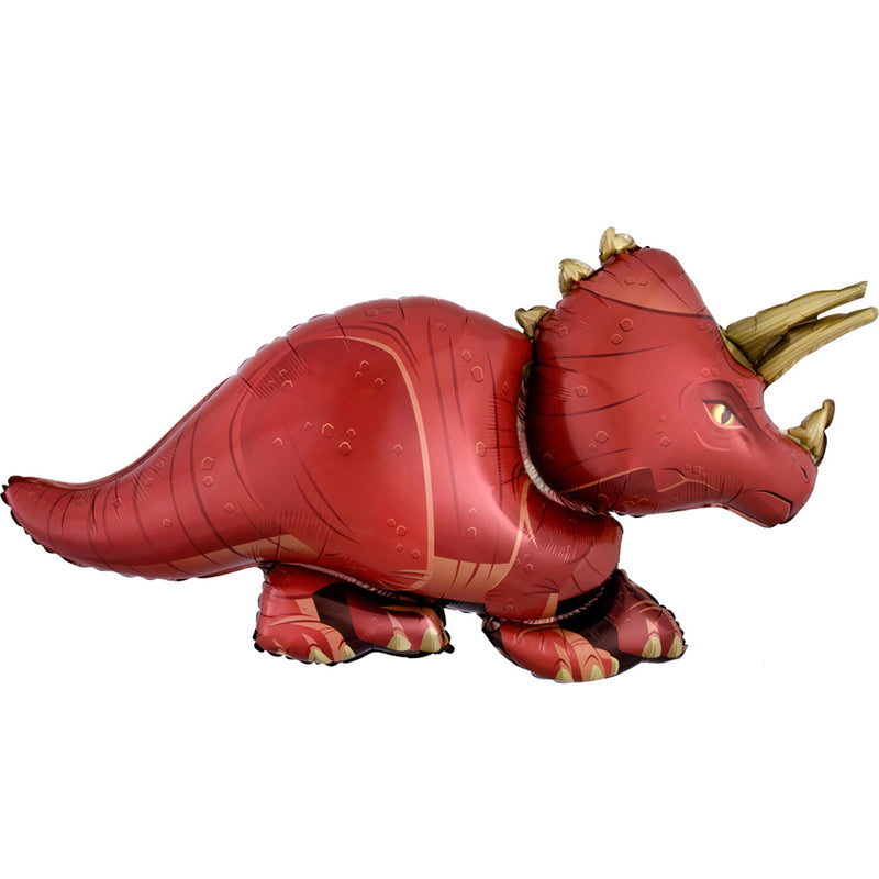 Triceratops SuperShape Balloon | Dinosaur Party Supplies