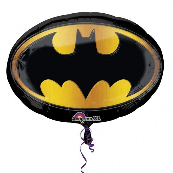 Batman Emblem SuperShape Foil Balloon