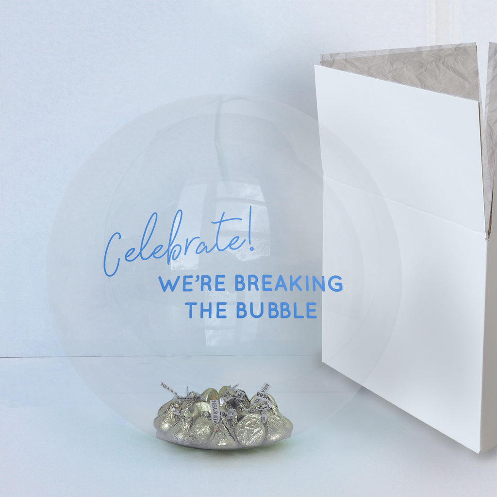 Lockdown Balloon Gift Box | Lockdown Presents NZ
