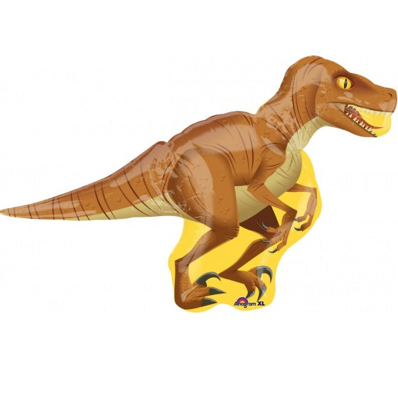 Raptor SuperShape Foil Balloon
