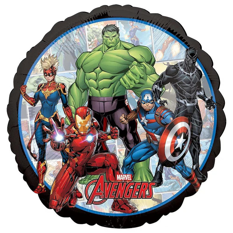 Avengers Foil Balloon | Avengers Party Decorations