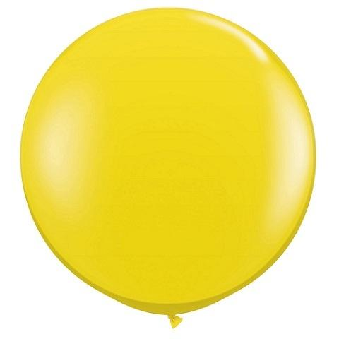Giant Balloon - Yellow