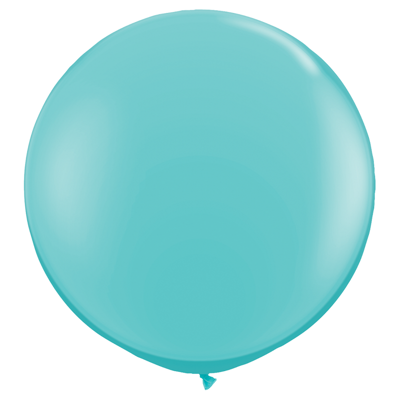 Giant Balloon - Caribbean Blue