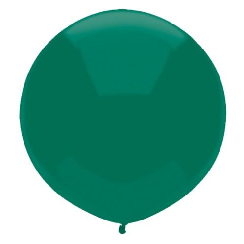 Giant Balloon - Emerald Green