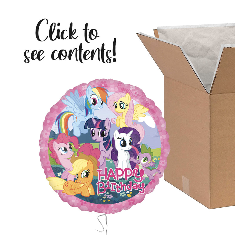 My Little Pony Birthday Gift | My Little Pony Party Theme & Supplies | POP Balloons
