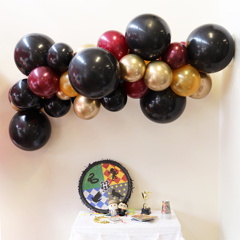 Harry Potter Balloon Garland | Balloon Garlands NZ